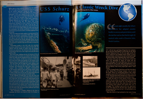 wreck diving magazine issue 28 2012