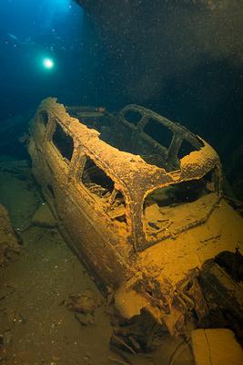 Car - Amagisan Maru