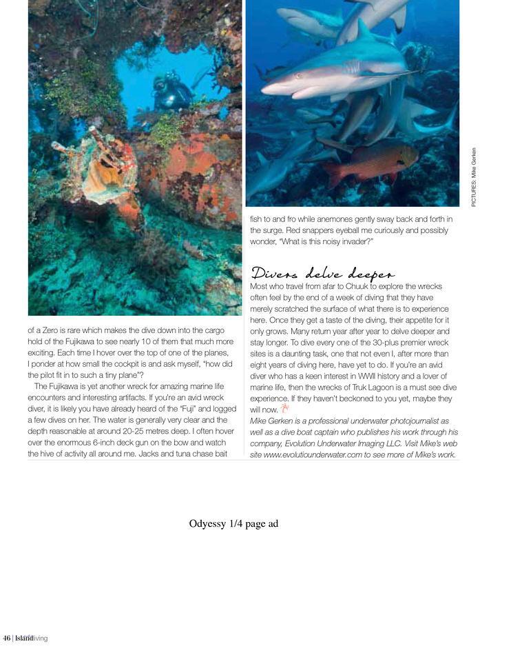 Wrecks of Truk Lagoon Page 5