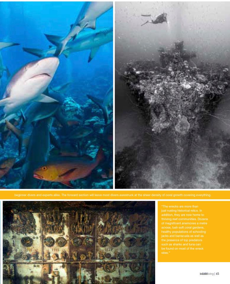 Wrecks of Truk Lagoon Page 4