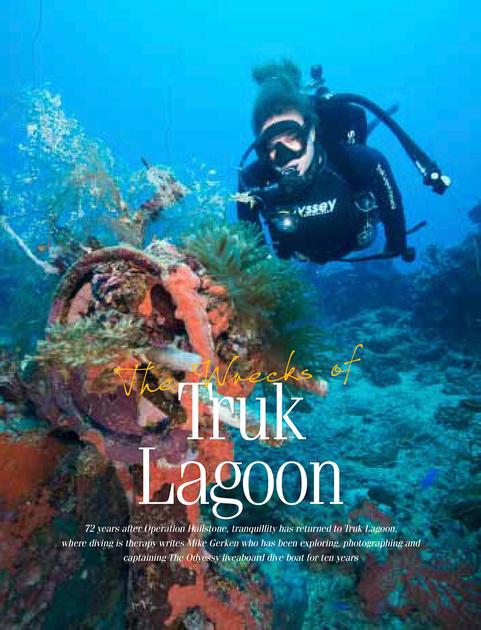 Wrecks of Truk Lagoon Page 1