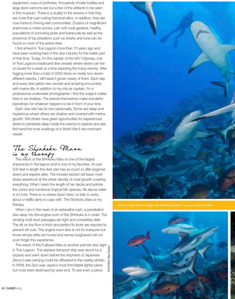 Wrecks of Truk Lagoon Page 3