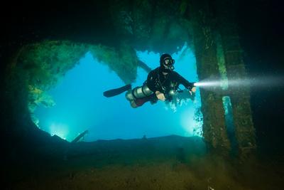 Hokuyo Maru Torpedo Hole