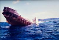 uscgc spar sinking