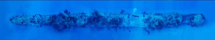 fumitsuki japanese destroyer truk lagoon