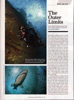 The Outer Limits - Top Ten Wreck Dives of North Carolina