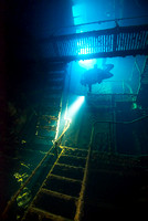 Engine Room - Nippo Maru