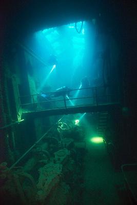 Engine Room - Kensho Maru