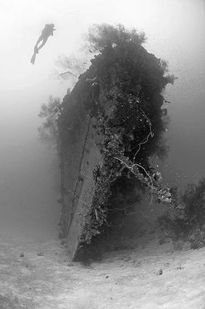 fumitsuki destroyer japanese truk lagoon